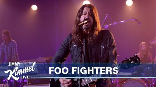 Foo Fighters Play Medicine At Midnight Singles On Kimmel, Join Biden Inauguration Concert