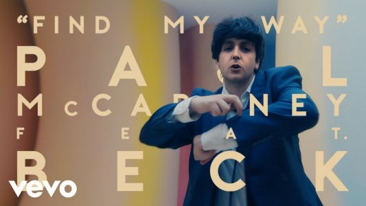 """De-Aged Paul McCartney Will Haunt Your Dreams in Video for Beck's Cover of """"Find My Way"""": Watch"""