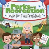 Leslie Knope Is Running For Class President in This Parks and Rec Children's Book
