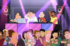 'Family Guy' Christmas Special Transforms Kanye West Into Talking 'Kanye Canes': Watch