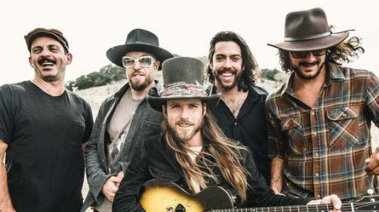 Lukas Nelson On Staying Home And Focusing On The Music