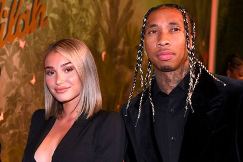 Tyga Arrested For Domestic Violence After Camaryn Swanson Shares Black Eye Photo