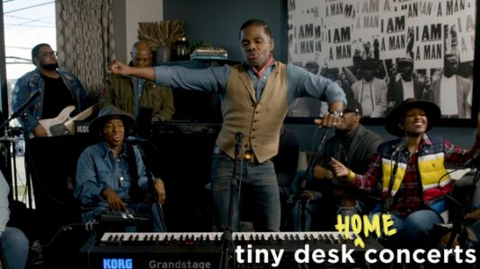 Kirk Franklin: Tiny Desk Concert