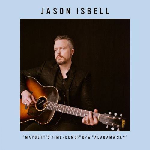 "Hear Jason Isbell's Demo For ""Maybe It's Time"" From A Star Is Born"
