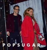 Ryan Reynolds and Blake Lively Turn Taylor Swift's Birthday Bash Into Their Own Date Night