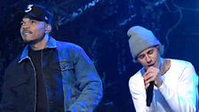 Justin Bieber Bares Pain Of Young Fame In Powerful New Song 'Lonely' On 'SNL'