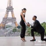 People Are Sharing Their Sweet Proposal Videos on TikTok, and We're Getting So Emotional