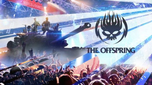 'World Of Tanks' Marks Release Of THE OFFSPRING's New Album 'Let The Bad Times Roll'