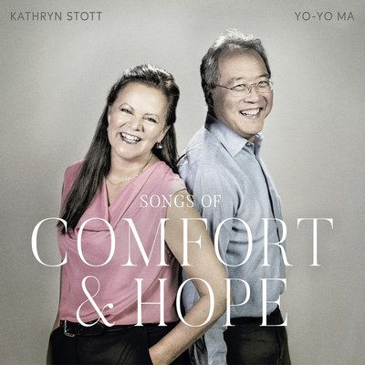Yo-Yo Ma & Kathryn Stott Announce New Album Songs Of Comfort And Hope Available December 11 - Preorder Now