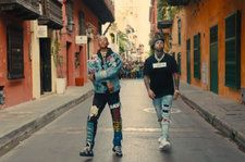 Jaden Smith Teams Up With Nicky Jam For Bilingual 'Icon' Remix: Listen