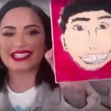 What's Better: Demi Lovato's Painting of Jimmy Fallon or Her Spot-on Moira Rose Impression?