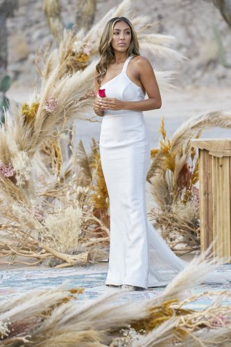 The Bachelorette's Tayshia Adams Gave Out Her Final Rose, but Not Without a Fair Bit of Drama