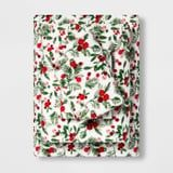 These Holiday-Themed Flannel Sheet Sets Will Keep You Nice and Cozy All Season Long