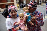 People in London Went ALL OUT For the Royal Baby's Arrival - See the Best Photos!