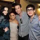 Ariana Grande Reunited With Liz Gillies and Matt Bennett to Sing Some Iconic Victorious Hits