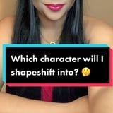Need a Laugh? Try TikTok's Shapeshift Filter That Shows You What Movie Character You Look Like