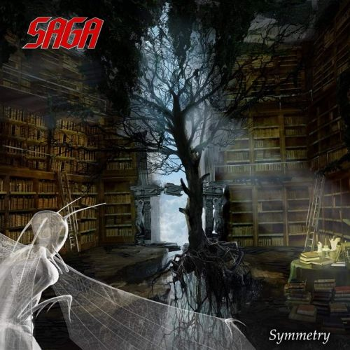 Canadian Progresive Rockers SAGA To Release New Album, 'Symmetry', In March
