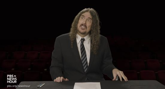 "Weird Al Moderates Trump Vs. Biden Debate In ""We're All Doomed"" Remix"
