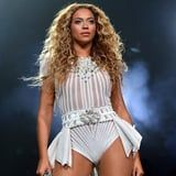 """Beyoncé Looks Like an Ice Princess For Her """"Icy Park"""" Collection With Adidas"""