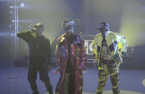 Watch Public Enemy Play Colbert With George Clinton & B-Real