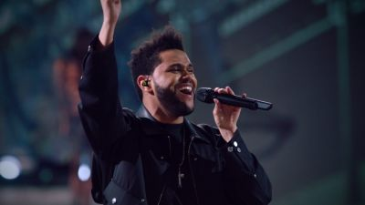 The Weeknd: Live