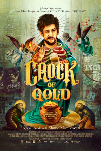 Watch The Trailer For Shane MacGowan Doc Crock Of Gold