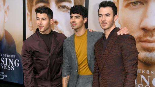 The Jonas Brothers Re-Capture The 'Magic Missing' By Putting Family First