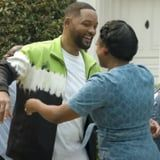 Will Smith Reunited With The Fresh Prince Cast For a Tour of the Renovated Bel-Air Mansion