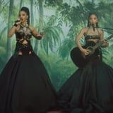 """Chloe x Halle, Queens of Virtual Performances, Sing a Live Acoustic Version of """"Forgive Me"""""""