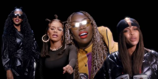 Watch Brandy, Erykah Badu, Teyana Taylor, & H.E.R.'s Great BET Hip-Hop Awards Cypher