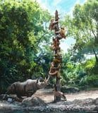 Disney's Jungle Cruise Ride Is Getting an Update to Address Its Racist Past; See the New Art