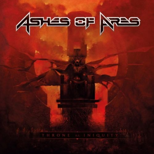 ASHES OF ARES Feat. Former ICED EARTH Members: 'Throne Of Iniquity' EP Due In December