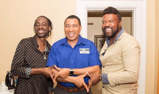 Bounty Killer Supports PM Andrew Holness Stimulus For Dancehall Artists