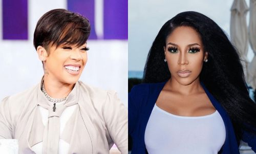 K. Michelle & Keyshia Cole End Beef And Teases Joint Album