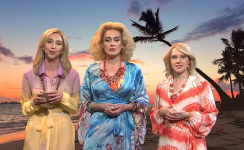 Adele & SNL Face Criticism For African Sex Tourism Sk