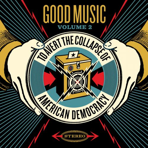 Second Good Music. Comp Features 77 Previously Unreleased Tracks From Pearl Jam, David Byrne, Jenny Lewis, & More