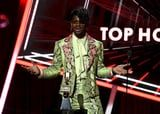 Lil Nas X Channeled Prince at the Billboard Music Awards in This Outfit