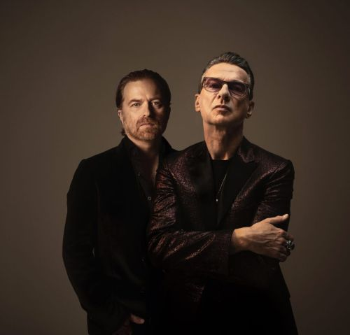 """Dave Gahan & Soulsavers - """"The Dark End Of The Street"""""""