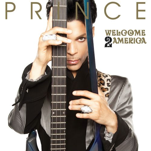 "Hear Prince's Previously Unreleased ""Welcome 2 America"""