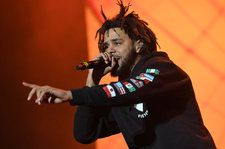 J. Cole Calls for Boycott Against NFL in Response to Colin Kaepernick Controversy