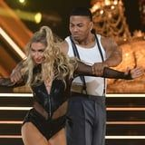 Nelly Paid Tribute to 2 Iconic Rappers With His Freestyle Performance on DWTS