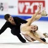 "This Stunning Ice Dance to ""Hallelujah"" Just Won Our Hearts - and a Gold Medal"