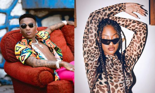 WizKid, Tems 'Essence' First Nigerian Song To Hit Top 10 On Hot 100 charts