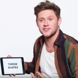 """Watch Niall Horan Define Hilarious Irish Slang Words Like """"Bogger,"""" """"Thick,"""" and """"Banjaxed"""""""