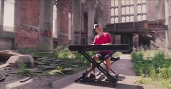'Way Maker' Worship Song Receives Epic Cinematic Makeover