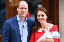 Kate Middleton & Prince William Welcome a Baby Boy: See First Photos