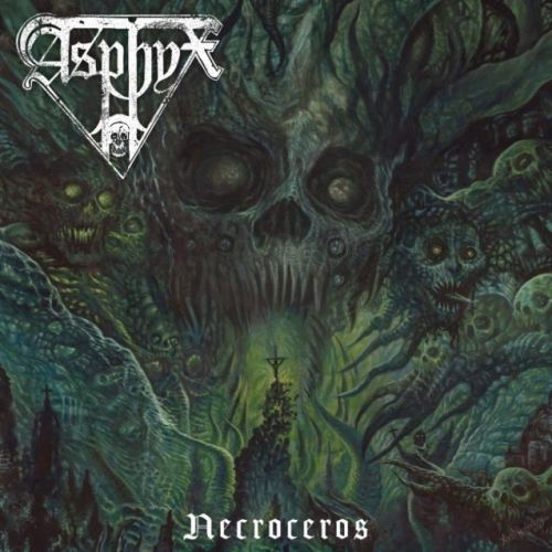 ASPHYX Announces New Studio Album 'Necroceros'