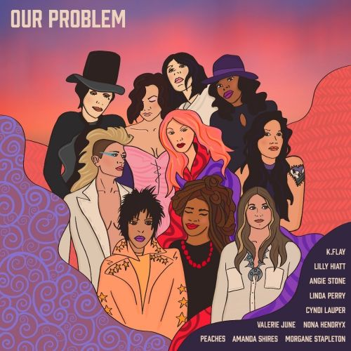 "Amanda Shires - ""Our Problem"" (Feat. Cyndi Lauper, Angie Stone, Morgane Stapleton, & More)"