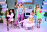 Little Mix Have Officially Arrived . . . in London's Iconic Madame Tussauds, That Is