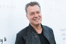 Here Is A Photo Of EDDIE VAN HALEN At Last Night's TOOL Concert